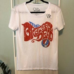 Chaser The Grateful Dead Band Graphic Tee T Shirt